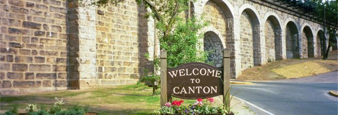 Welcome to Canton